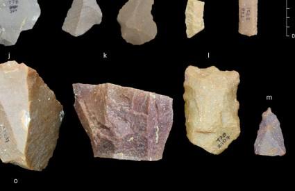 Nedavno otkriveno oruđe datira u mezolitik