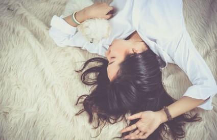 Zaspati treba mirna srca i duše