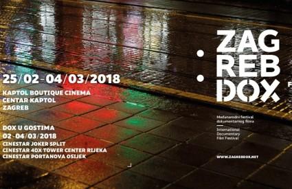 Počinje ZagrebDox
