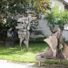 Ciklus metalnih skulptura Nenada Opačića