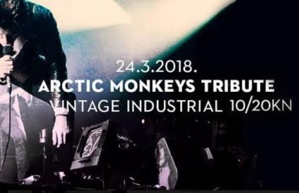 Spastic Monkeys u Vintage Industrialu