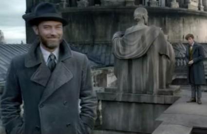 Mladi Dumbledore i Scamander