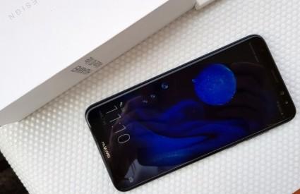 Huawei ne šljivi...