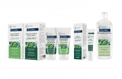 Olival - linija proizvoda od zelene kave