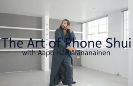 Umjetnost Phone Shui - Aapo Hämälänanainen