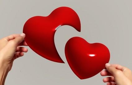Vrijeme ljubavi, mira i - prekida