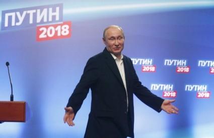 Putinu nikad dosta