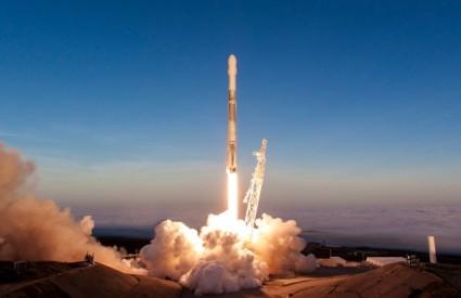 Falcon 9 za sada radi sjajno
