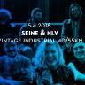 Seine & NLV sviraju Vintage Industrial 5. travnja