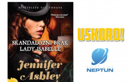 Skandalozni brak Lady Isabelle - Jennifer Ashley