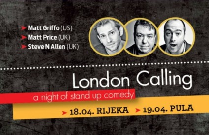 London Calling Stand up