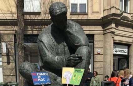 Marš za znanost u Zagrebu