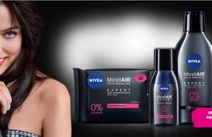 Uklonite šminku sjajnim proizvodima bez problema