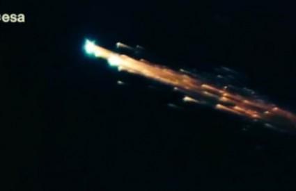 Tiangong-1 ipak nije napravila štetu