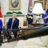 Merkel kod Trumpa - već je i kurtoazija pomak