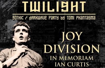 Tribute legendarnom Ianu Curtisu