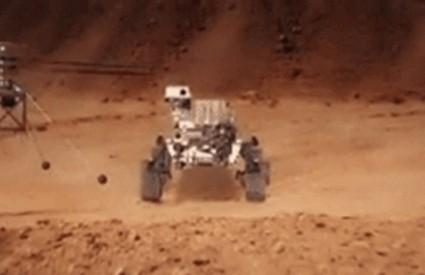 Helikopterčić uz rover Mars 2020