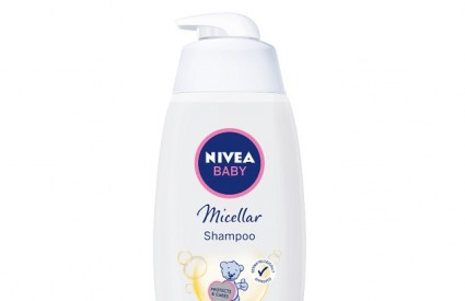 NIVEA BABY Micellar šampon