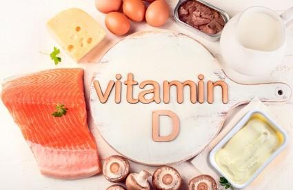 Kako do vitamina D?