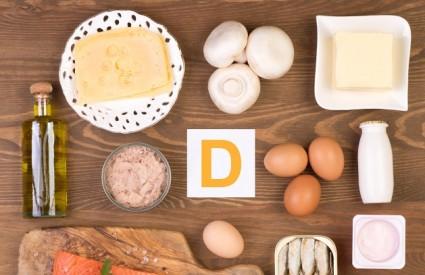 Najčešće nam nedostaje vitamin D