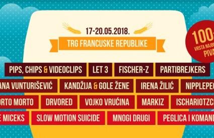 Sjajan program Zagreb Beer Festa