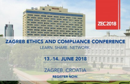Zagreb Ethics and Compliance 2018