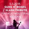 Tribute to Guns N' Roses & Slash - 5. 5. - Vintage Industrial
