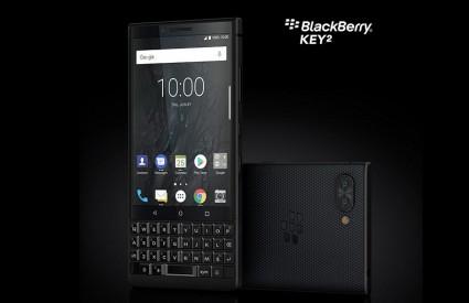 BlackBerry ne odustaje od fizičke tipkovnice