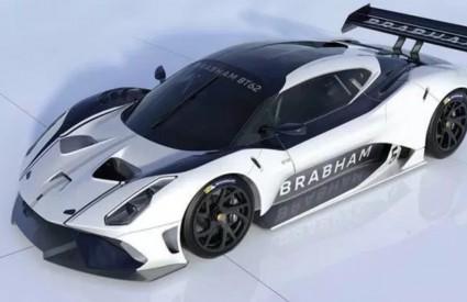 Brabham BT62 hypercar
