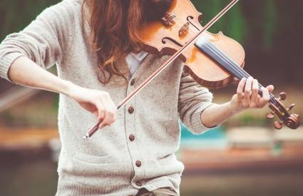 Slušajte kreativnu glazbu
