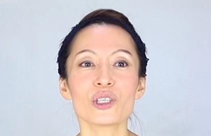 Joga za lice - isprobajte