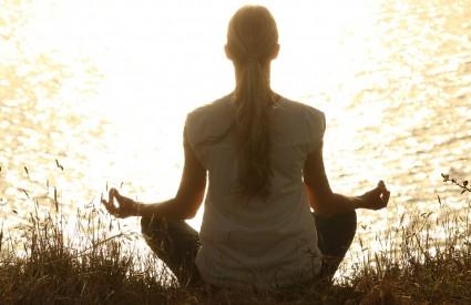 Samo vi meditirajte