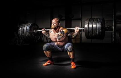 Kako do mišića?