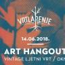 Art Hangout u četvrtak 16.6. - Vintage Industrial