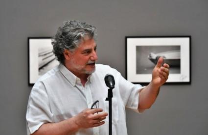 Jose Cura je i fotograf