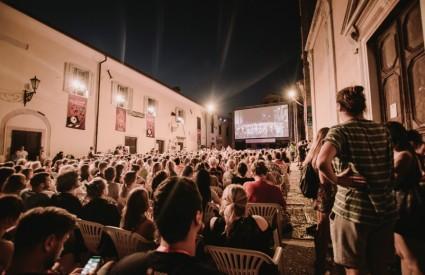 Par dana filmova u Buzetu