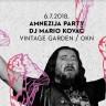 Putopis u vrtu: S. Koreja + Amnezija party by Mario Kovač u petak