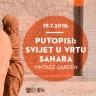 Putopisi u Ljetnom vrtu - život u Sahari i narod Saharawi