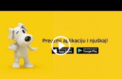Njuškajte mobilno :)