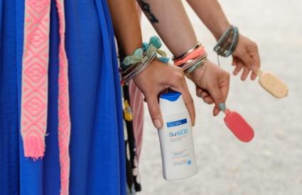 Olival losion poslije sunčanja čuva kožu
