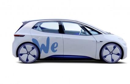 We Share je podbrend VW-a