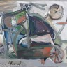 Novi ciklus ulja dubrovačkog umjetnika Mara Kriste