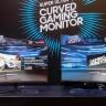 Samsung se hvali CJG5 - zakrivljenim monitorom  za   gamere
