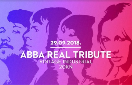 Abba Real Tribute napravit će sjajnu atmosferu