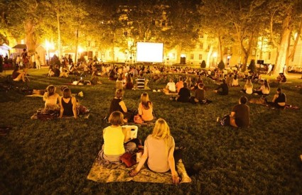 Food Film Festival na Zrinjevcu