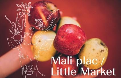 Dođite na Mali plac po zdravu hranu