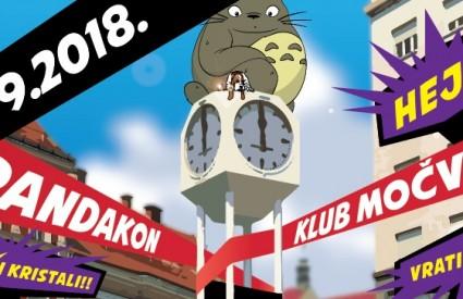 Dođite na Pandakon 2018!