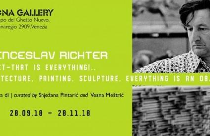 Predmet to je sve!... Predmet je i arhitektura i slika i plastika!
