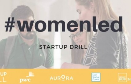 Startup Drill #womenled