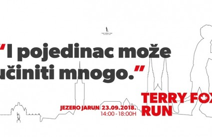 Terry Fox Run na Jarunu